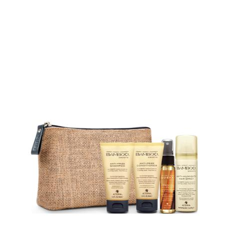 Bamboo Smooth Travel Kit