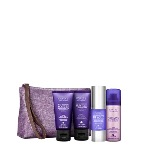 Caviar Moisture Travel Kit
