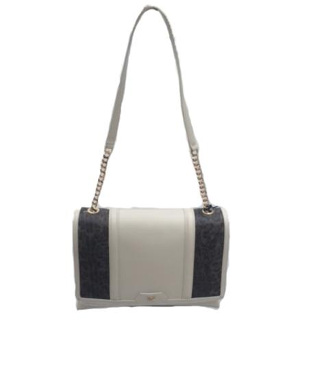 Shoulder Bag Signature Collection White