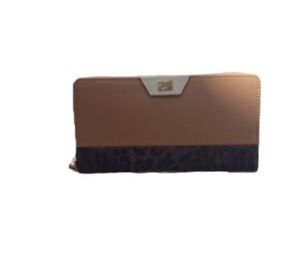 Long Size Wallet Signature Collection Tan