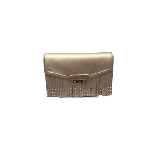 Small Shoulder Bag Divina Gold