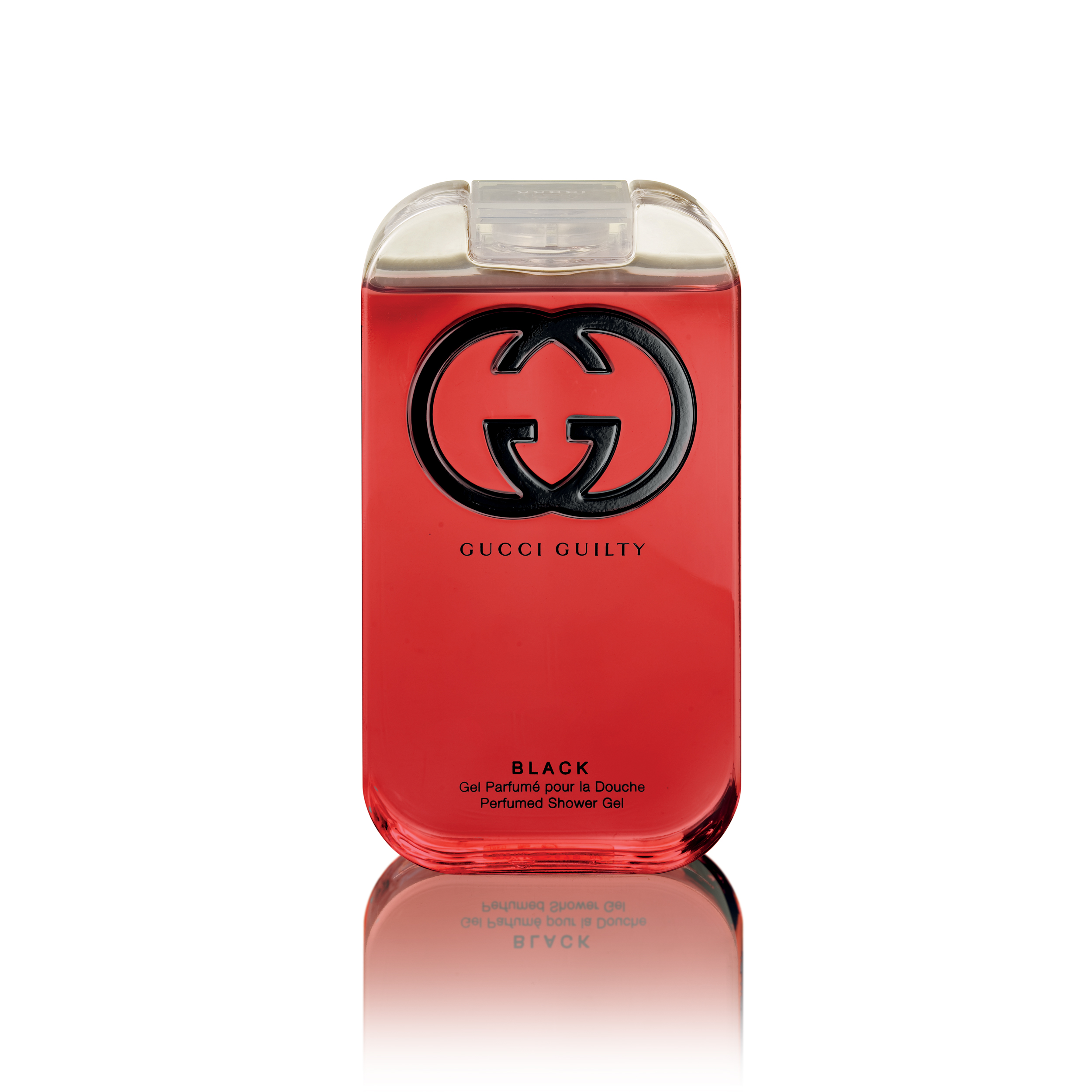 GUCCI GUILTY BLACK shower gel 200 ml