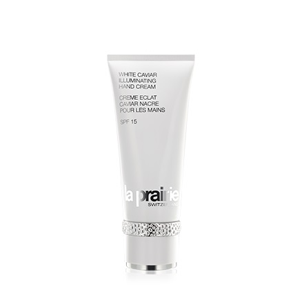 White caviar Illuminating Hand Cream SPF15 100ml